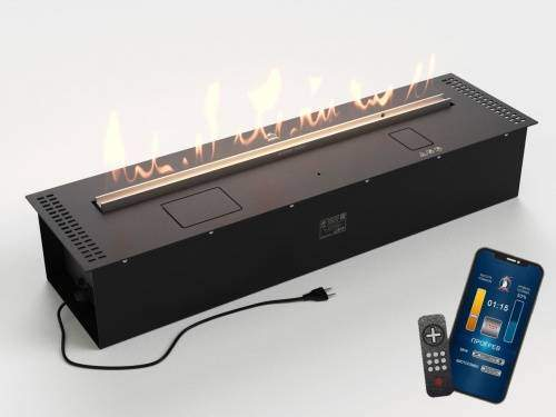 Lux Fire, Good Fire 1000 RC Black